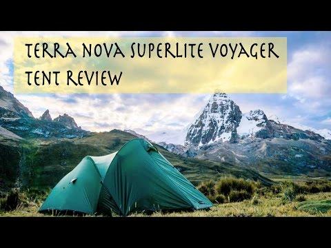 Terra Nova Superlite Voyager Tent Review & ????? ?????? ??????? Terra Nova Superlite Voyager - YouTube