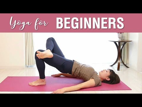 Yoga for Complete Beginners Realign Imbalance of Hip Muscles