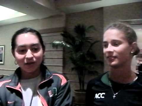 Kayla  Rizzolo and Gabriela Mejia