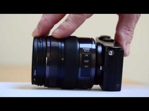 A Review And Look At The Panasonic Lumix GM1 Micro Four thirds Camera