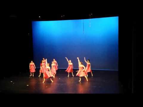 Festival Fi de curs NOU DANSA, juny 2016. Teatre Plaza. Castelldefels