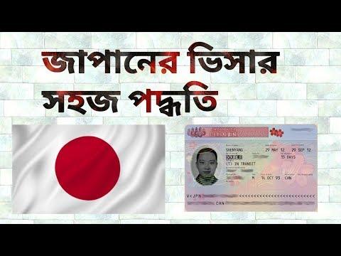 Japan Easy Tourist Visa Requirements