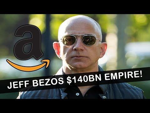 jeff-bezos-$140.1-billion,-amazon-empire---worlds-richest-man!