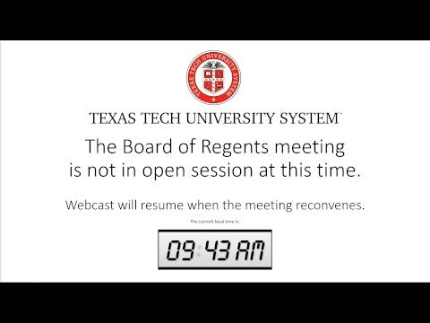 Board of Regents Meeting | Feb. 22, 2019