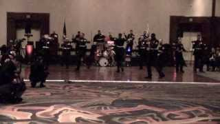 """Thrift Shop / Can't Hold Us""  Live by the Third Marine Aircraft Wing Band"