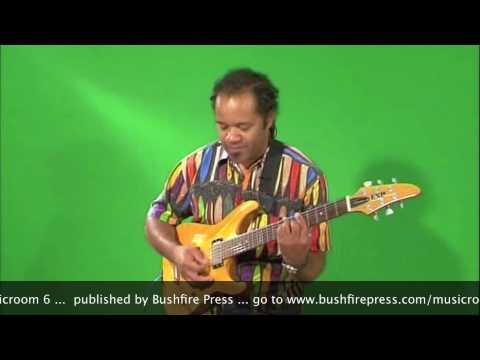 Reggae Rhythms from Music Room Level 6 published by Bushfire Press