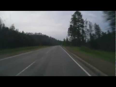 Часть 4. Путь Владивосток-Новосибирск.