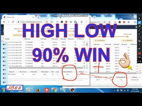 90 accurate free winning binary trading strategy