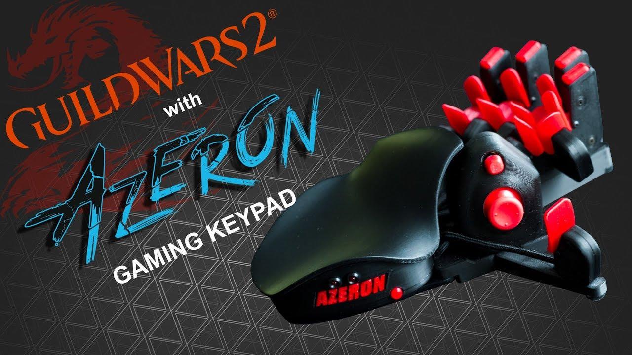 GW2 Azeron compact