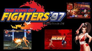 The King of Fighters '97 - Mai Shiranui [[TAS]] HD 1080p 60fps
