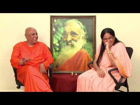 Interview of Swami Ishwarananda