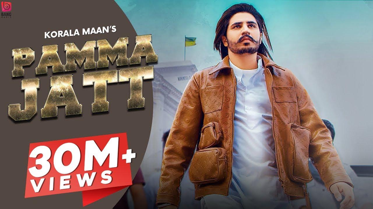 Korala Maan : Pamma Jatt (Official Video) Gurlej Akhtar | Desi Crew | Latest Punjabi Songs 2020
