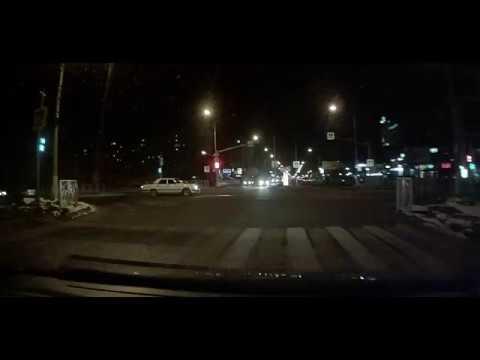 Авария 25.11.2017 Невинномысск, возле ЦУМа