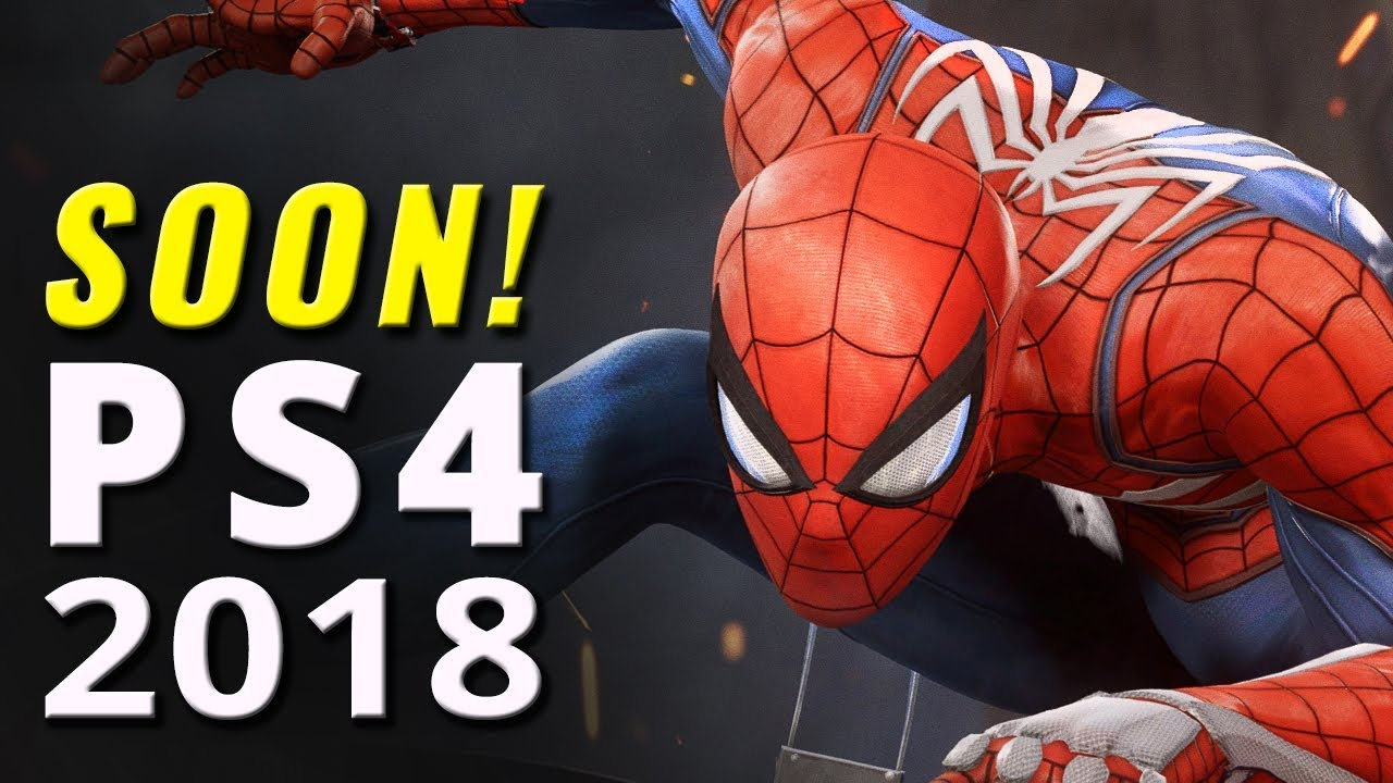 best ps4 games upcoming 2018