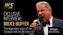 """""""It's time!"""" Bruce Buffer tells his fascinating life story"""