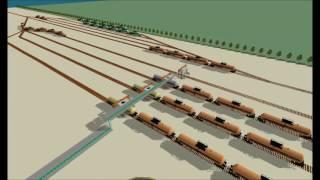 Liquid Bulk Terminal Simulation