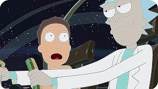 RICK AND MORTY Season 3 Episode 5 PREVIEW CLIP (2017) The Whirly Dirly Conspiracy