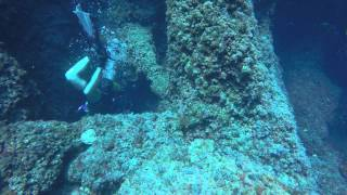 Diving at the big cheese in Majorca with Albatros diving