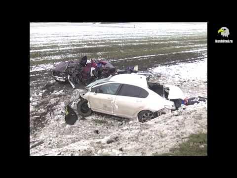 Ливенское ТВ опубликовало сюжет об аварии с четверыми погибшими