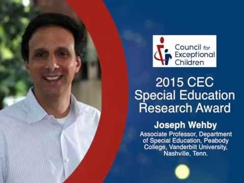special education research