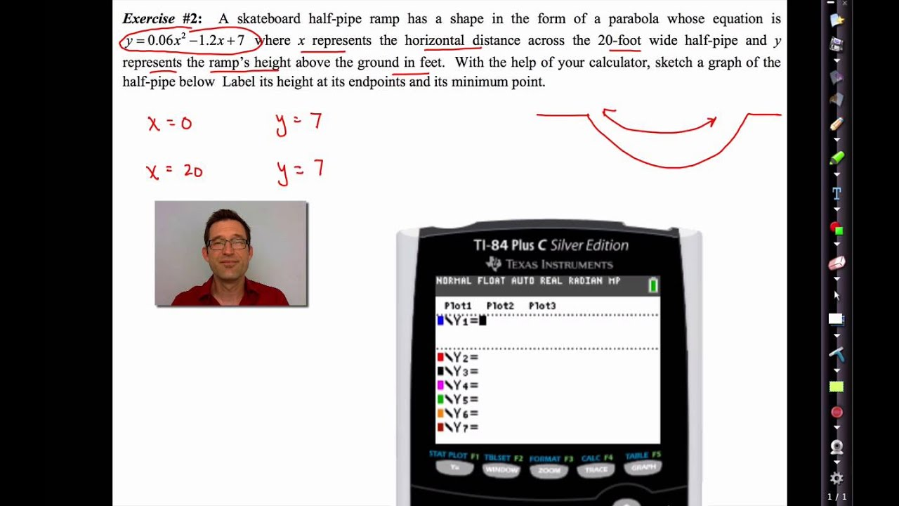 Modeling with inequalities common core algebra 1 homework ...
