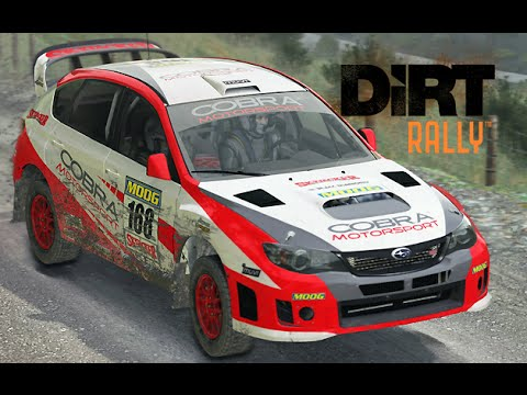 DiRT Rally - Subaru Impreza WRX STI 2011 3x World Records R4