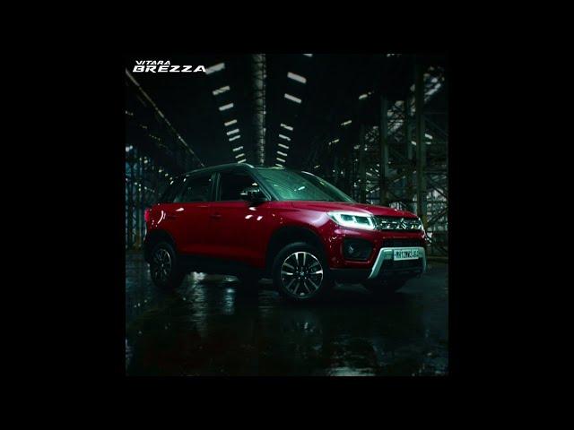All-New Vitara Brezza | With 1.5L Petrol Engine