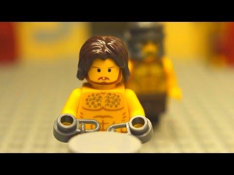 LEGO Пасха Распятие