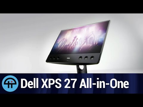 XPS 27 All-in-One Impressions