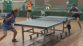 Евгений ГОРЮНОВ vs Александр ЛИБАЦКИЙ, Турнир Master Open, Настольный теннис, Table Tennis