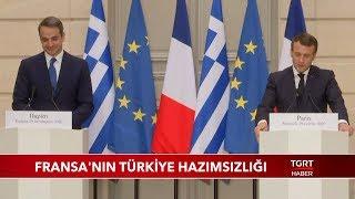 Doğu Akdeniz'de Türkiye'ye Karşı Yunan-Fransız İttifakı