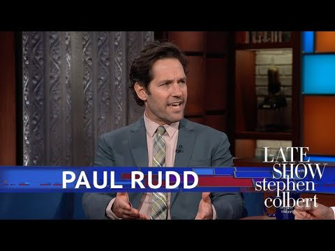 Paul Rudd Shares Some Possible Facts About Kansas City