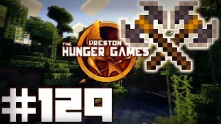 EPIC 2v1 BATTLE! - Minecraft: Hunger Games w/Preston & Jerome #129