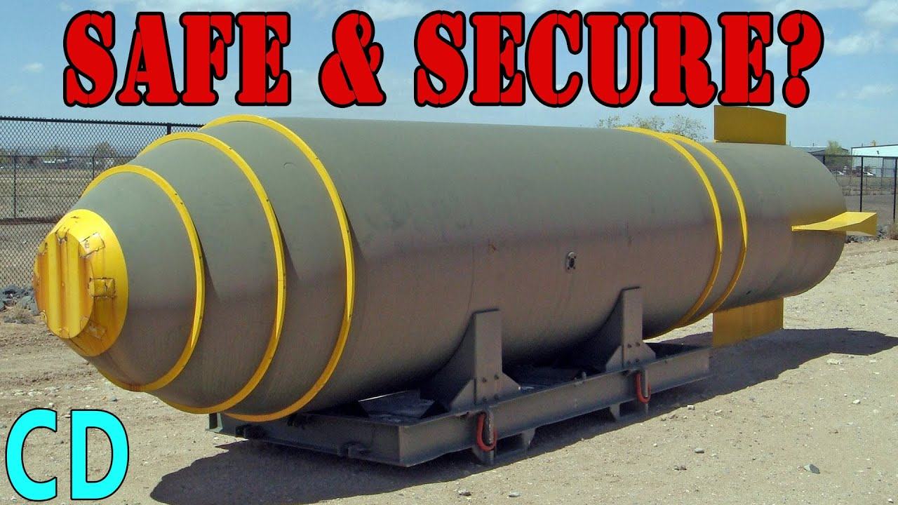 DROID: How safe are nuclear weapons?