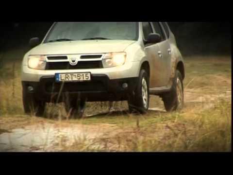 Autm nia Dacia Duster 1.6i 2010.10.02