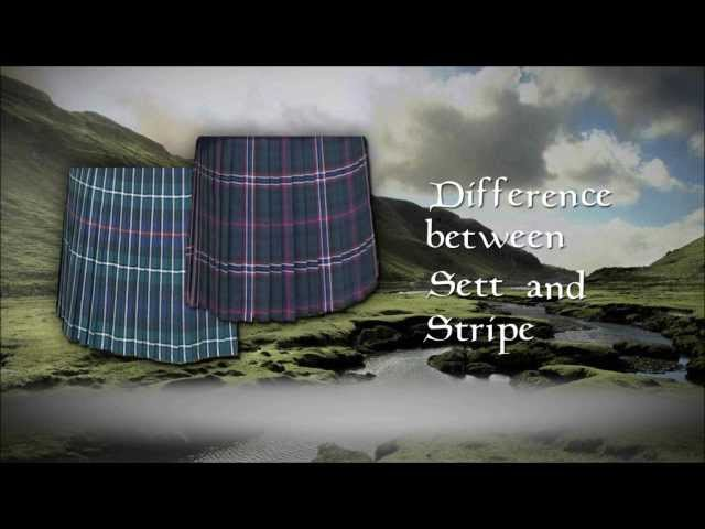 Difference between Sett and Stripe