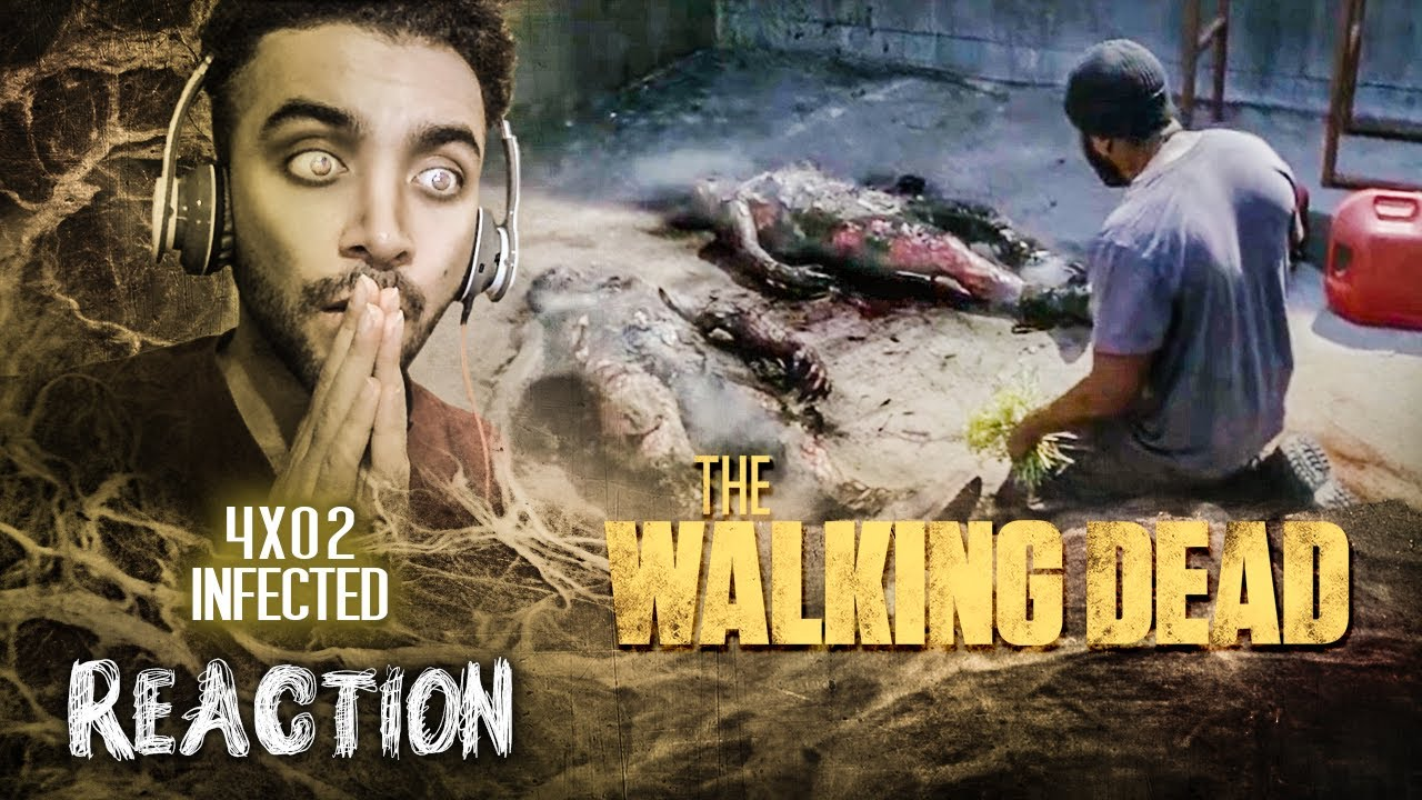 Download The Walking Dead 4x02 Infected REACTION