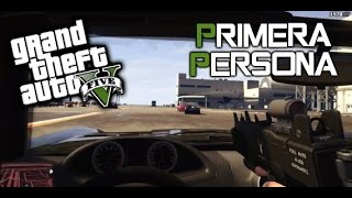 Grand Theft Auto V / En Primera Persona (X-Box One/PS4/PC)