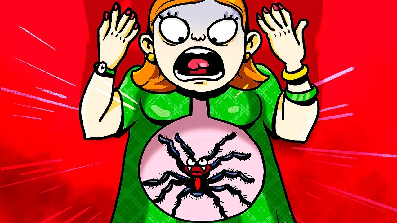 Download What If You Swallowed the Most Venomous Spider