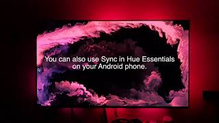 Sync Android TV to Philips Hue…