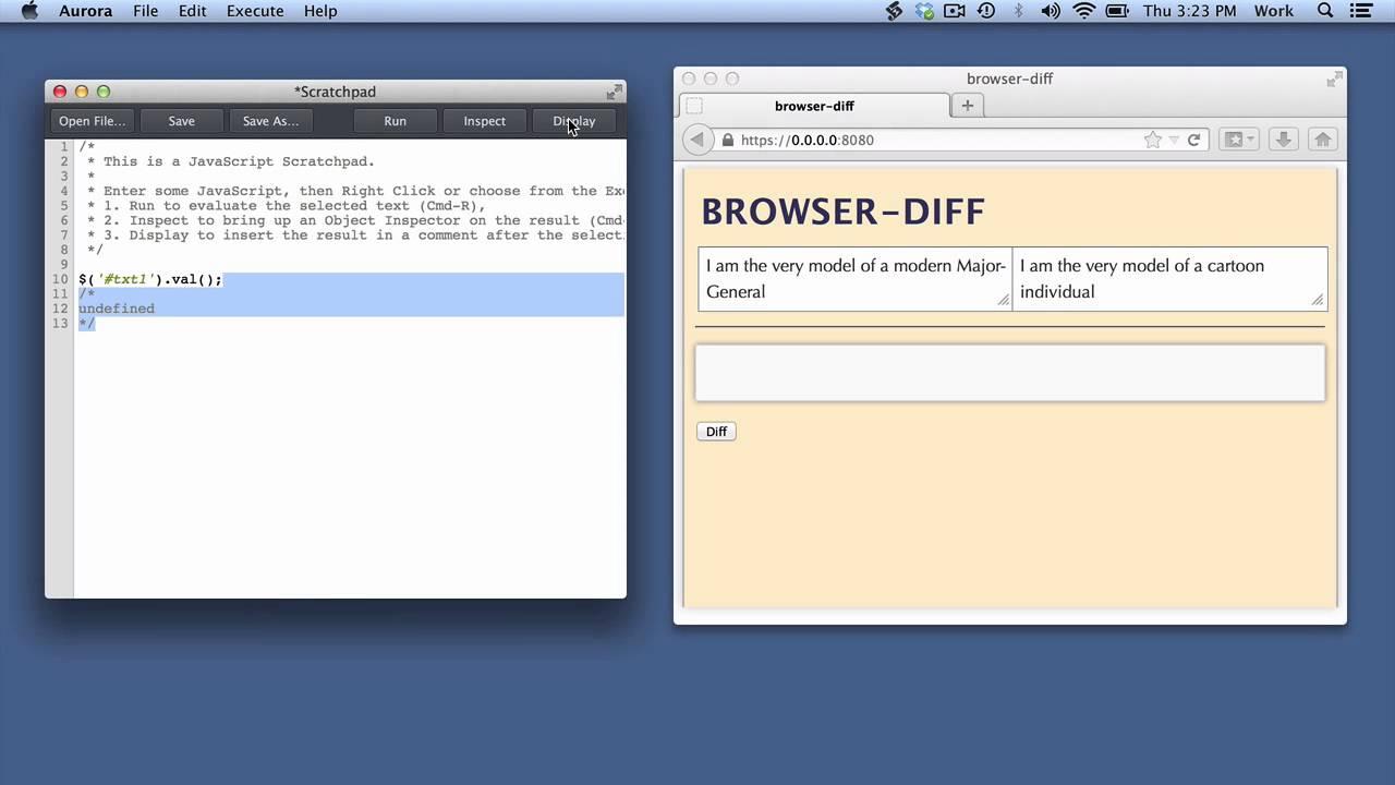 Scratchpad - Firefox Developer Tools | MDN