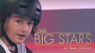 Gefährliche BMX-Performance (Lennox) | Little Big Stars mit Thomas Gottschalk | SAT.1