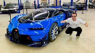 The $10 Million Dollar Bugatti You Can'T Buy!