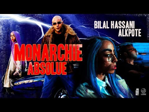 Смотреть клип Bilal Hassani - Monarchie Absolue Ft. Alkpote