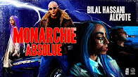 Bilal Hassani - Monarchie  Absolue ft. Alkpote (Official Music Video)
