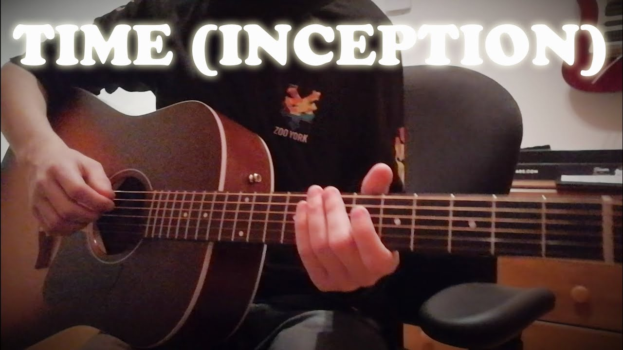 Hans Zimmer Time Inception Full Cover Youtube