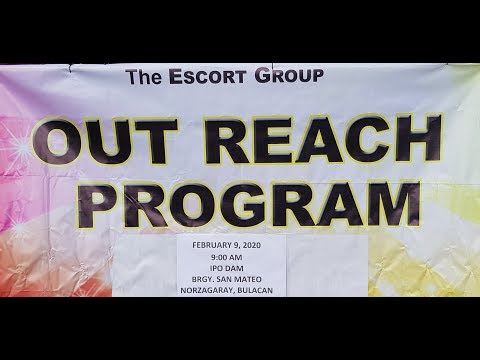 Out Reach Program THE ESCORT GROUP