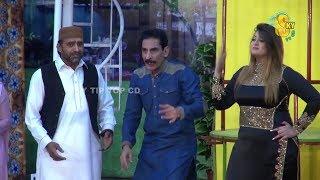 Iftikhar Thakur and Sardar Kamal New Pakistani Best Stage Drama Clip 2018 | Pk Mast