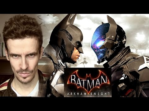 BATMAN ARKHAM KNIGHT (2015) - Análisis / crítica / reseña HD