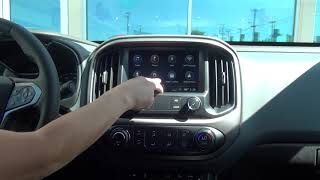 Phillips Chevrolet - 2019 Chevy Colorado  - MyLink System